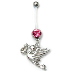 Stork Flexible Belly Bar
