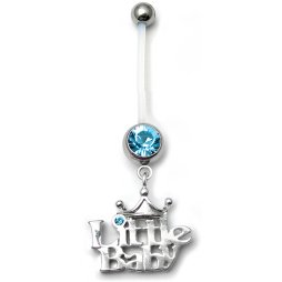 Little Baby Flexible Belly Bar
