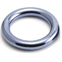 2.4mm Gauge Titanium Segment Ring